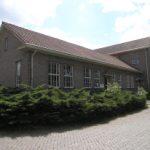 dekazernes gebouw